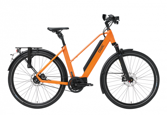 QWIC Performance MA11 Speed female color is Dutch Orange